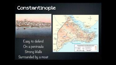 Byzantine Empire - Constantinople