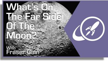 The Moon - The Far Side