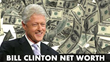 Bill Clinton - Net Worth