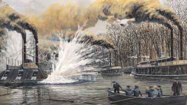 American Civil War - Torpedoes