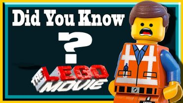 The Lego Movie (2014 Film) - Facts