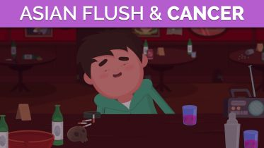 Asian Flush - Risk of Esophageal Cancer