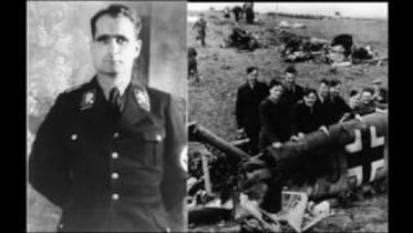 Rudolf Hess - Flight to Scotland