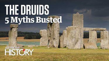 Druids - Misconceptions