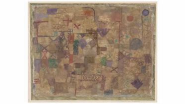 Carpet of Memory (Klee)