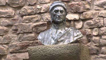 Dante Alighieri - Memory in Florence