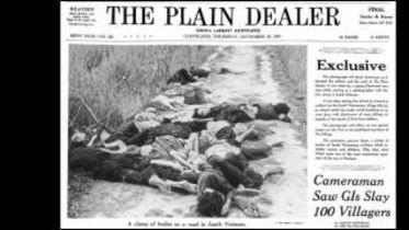 Vietnam War - My Lai Massacre