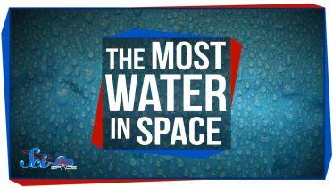 Quasar - Biggest Water Reservoir