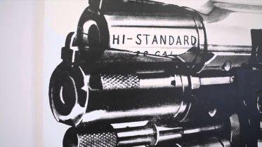 Gun (Warhol)