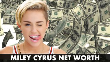 Miley Cyrus - Net Worth