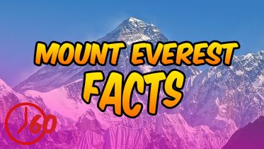 Mount Everest - Facts