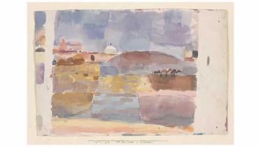Before the Gates of Kairouan (Klee)