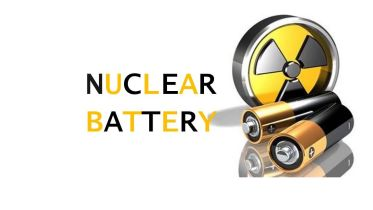 Battery - Nuclear Battery
