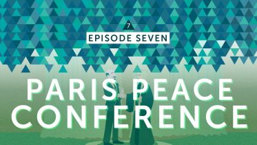 Land of Israel/Palestine - Paris Peace Conference (1919)