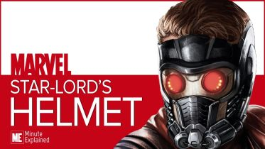 Marvel Cinematic Universe  - Star-Lord's Helmet