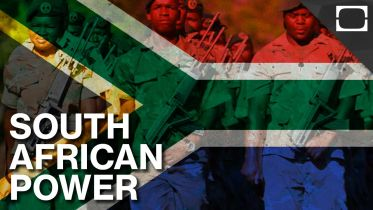 South Africa - Economy and Military Power (2015)