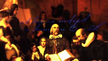 Pilgrim Fathers - Mayflower