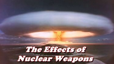 Nuclear Weapon - Effects