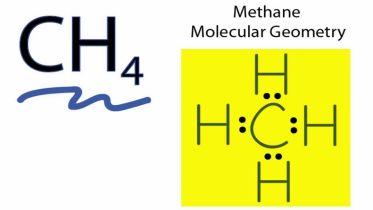 Methane - Molecular Geometry
