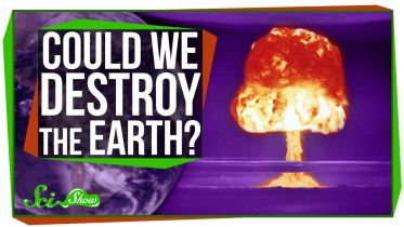 Nuclear Weapon - Potential of Destruction