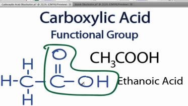 Chemistry - Carboxylic Group