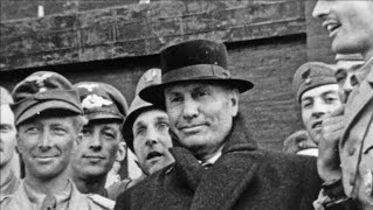 Benito Mussolini - Gran Sasso Raid