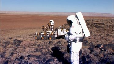 Mars - Spacesuits