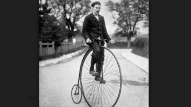 Bicycle - History