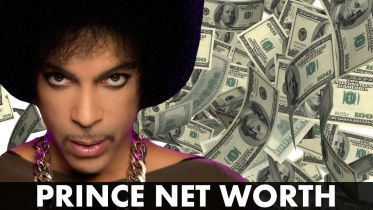 Prince - Net Worth