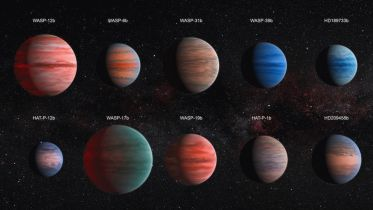 Exoplanet - Clouds