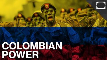 Colombia - Economy and Military Power (2015)