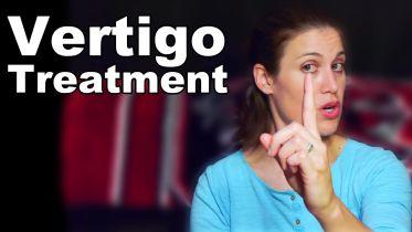 Benign Paroxysmal Positional Vertigo - Treatment