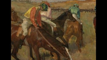 Before the Race (Degas)