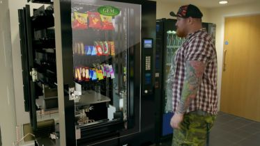 Vending Machine - Mechanism