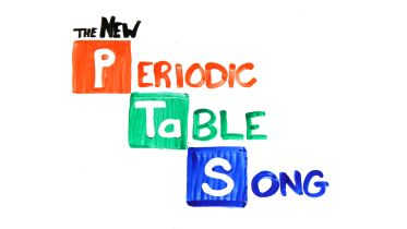 Periodic Table - Educational Song