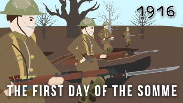 Battle of the Somme - First Day on the Somme
