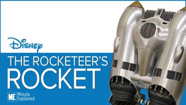 The Rocketeer (1991) - Cirrus X3 Rocket Pack