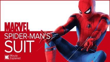 Marvel Cinematic Universe - Spider-Man's Suit
