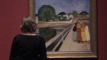 Edvard Munch - Exhibition At Tate Modern