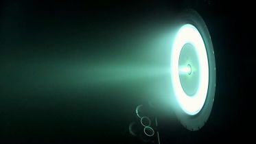 Spacecraft - Ion Thruster