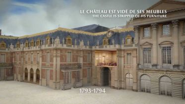 Palace of Versailles - After French Revolution