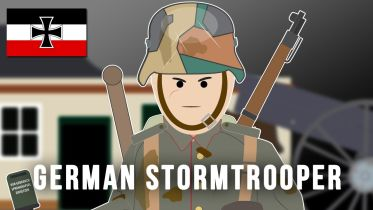 World War I - German Stormtroopers
