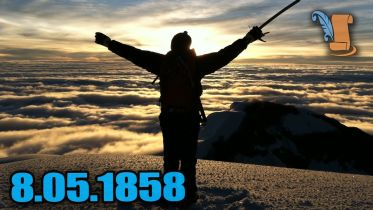 Julia Archibald Holmes - Climbing of Pikes Peak