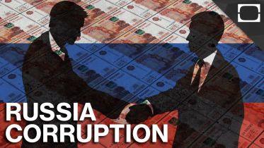 Russia - Corruption (2015)