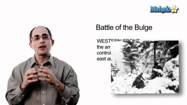 World War II - Battle of the Bulge