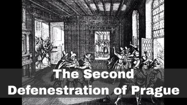 Second Defenestration of Prague