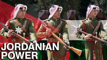 Jordan - Economy and Military Power (2016)