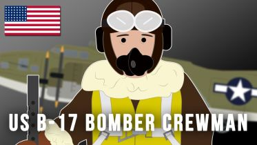 Boeing B-17 Flying Fortress - Crew
