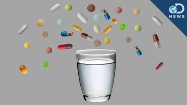 Drinking Water Pollution - Drugs