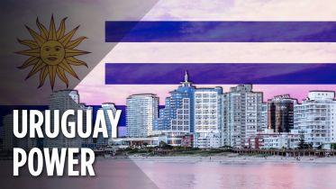Uruguay - Economy and Military Power (2015)